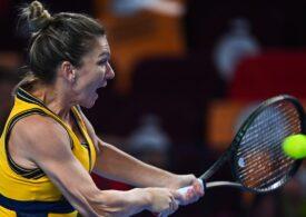Simona Halep se califică în sferturile de finală de la Moscova