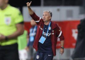 Dan Petrescu, despre posibilitatea de a fi demis de la CFR Cluj