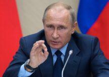 Putin cere