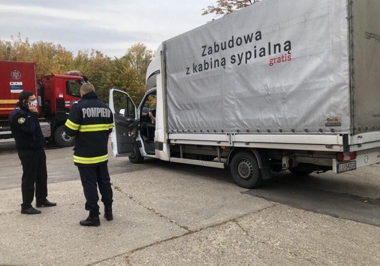 Polonia oferă ajutor României 50 de concentratoare de oxigen pentru spitalul din Lețcani