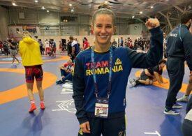 Alina Vuc se va bate pentru medalia de bronz la Campionatele Mondiale de lupte