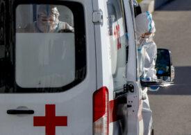 Situația în Prahova devine disperată - peste 30 de pacienţi cu COVID-19 aşteaptă în UPU eliberarea unui loc pentru internare