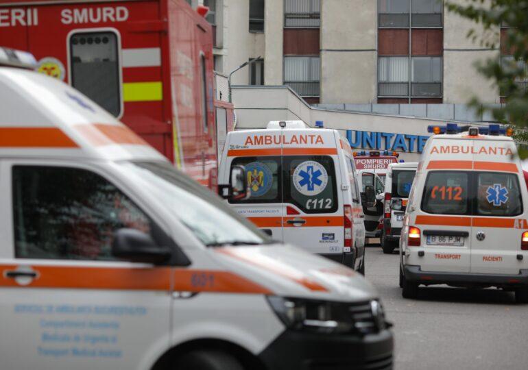 Rata de infectare în Bucureşti a trecut de 15 la mie. E de 10 ori mai mare decât acum o lună
