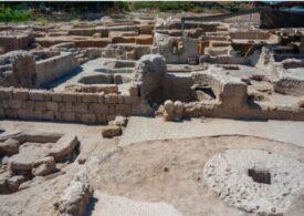A fost descoperit cel mai mare centru de vinificație din urmă cu 1.500 de ani