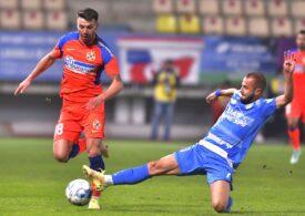 Liga 1 | FCSB o învinge în prelungiri pe Chindia