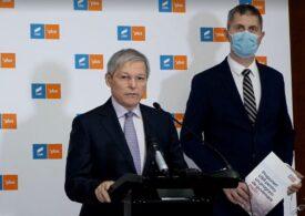 Cioloș: USR merge la consultări cu propunere de premier și un pachet de măsuri foarte clare