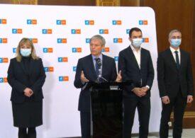 Cioloș: Noi votăm un guvern din care să facem parte. O să vedem ce are de gând să facă domnul Ciucă (Video)