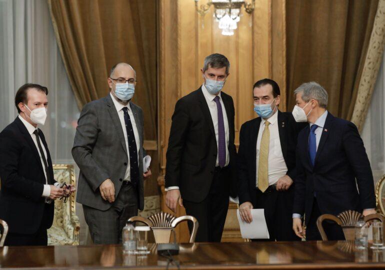 Cioloș se întâlnește azi cu liderii PNL, UDMR şi minorităţilor naţionale. Nu exclude un Guvern USR, dacă negocierile eșuează
