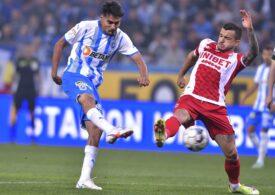 Liga 1: Craiova lui Reghecampf învinge Craiova lui Adi Mutu în derbiul din Bănie