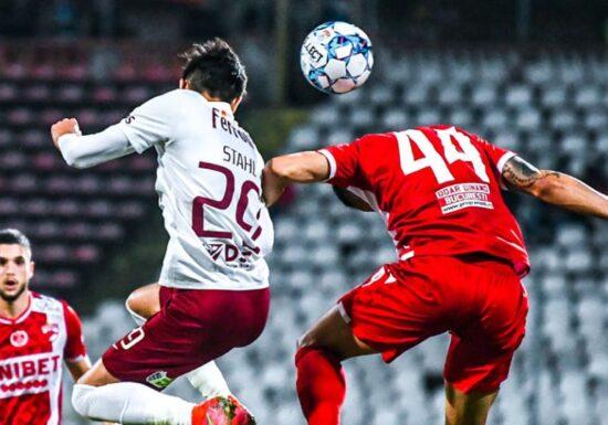 Liga 1 | Rapid a egalat-o în prelungiri pe Dinamo