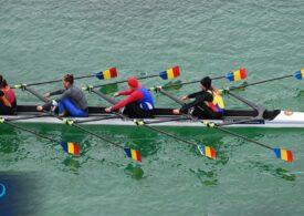 Sportivii români s-au calificat în cinci finale la Europenele de canotaj pentru juniori