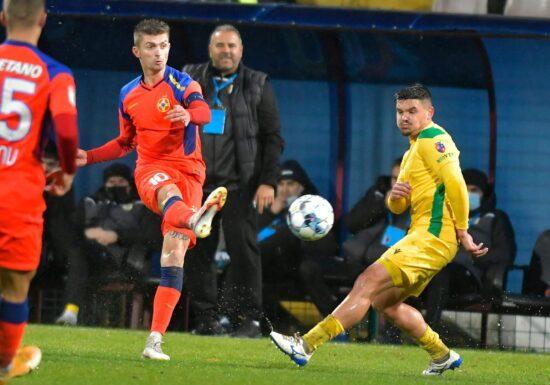 Florin Tănase a aflat rezultatul RMN-ului efectuat după accidentarea din meciul cu Mioveni