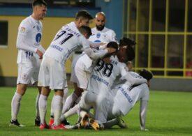 Liga 1 | Dinamo, învinsă la Mediaș