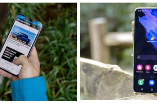 iPhone 13 Pro vs. Samsung Galaxy S21 Plus - care e mai tare?