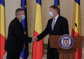 Iohannis a anunţat bucuros noul premier desemnat: Nicolae Ciucă (Video)