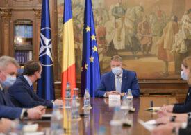 Iohannis crede că s-a conturat ceva la consultările fulger de azi. Criza nu pare însă pe final (Foto & Video)