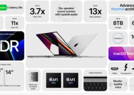 Apple a lansat două modele noi de MacBook Pro şi o nouă generaţie de căşti wireless AirPods