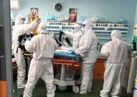 CNCAV, reacţie la protestele din Capitală: Un român a murit la fiecare 8 minute în ultimele 24 de ore, 92% dintre ei erau nevaccinaţi