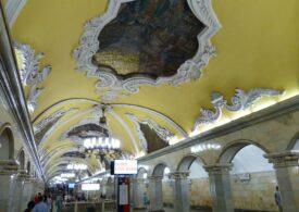 Plata prin recunoaștere facială la metroul din Moscova: Unii se tem că vor plăti un preț mai mare, nu doar biletul