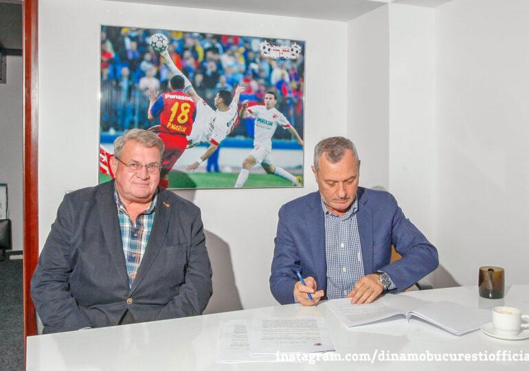 Mircea Rednic anunță transferuri în masă la Dinamo