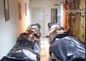 Pentru că morgile nu mai fac față, Arhiepiscopia Bucureştilor pune la dispoziţie capele pentru morții din spitale