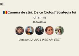 De ce Dacian Cioloș? Care o fi strategia lui Iohannis? Intră să discutăm în Camera de știri!