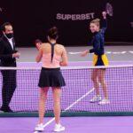 Reacția oferită de Simona Halep după victoria cu Gabriela Ruse: