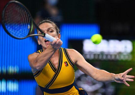 Simona Halep, învinsă în sferturi la Moscova