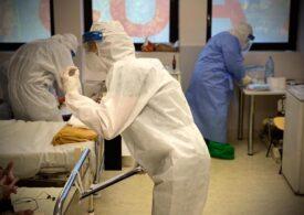 Pandemia, prin ochii medicilor: Ne apropiem de limită. Dacă o trecem, colegii mei vor fi puși în situația să aleagă pe cine tratează la ATI