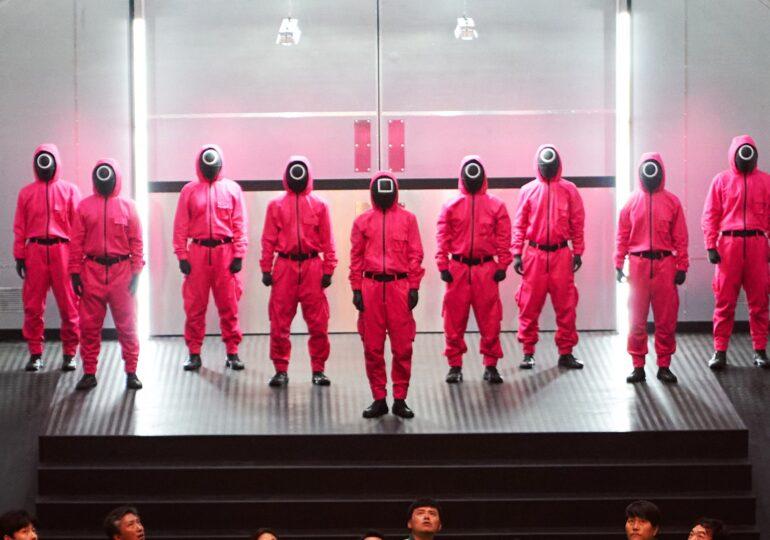 Squid Game a doborât toate recordurile Netflix, detronând Bridgerton
