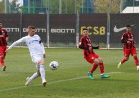 FCSB a câștigat amicalul de sâmbătă cu Astra Giurgiu