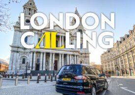 O firmă de taxi din Londra oferă salarii de 5.000 de lire sterline pentru a atrage șoferi